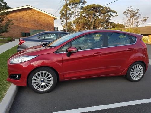 Ford Fiesta 0 Allambie-heights 14438