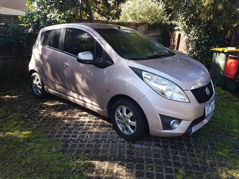 Holden Barina Spark 0 Blackburn-south 13782