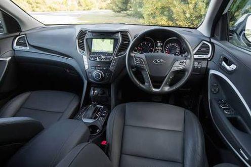 Hyundai Santa Fe 0 Allambie-heights  13402