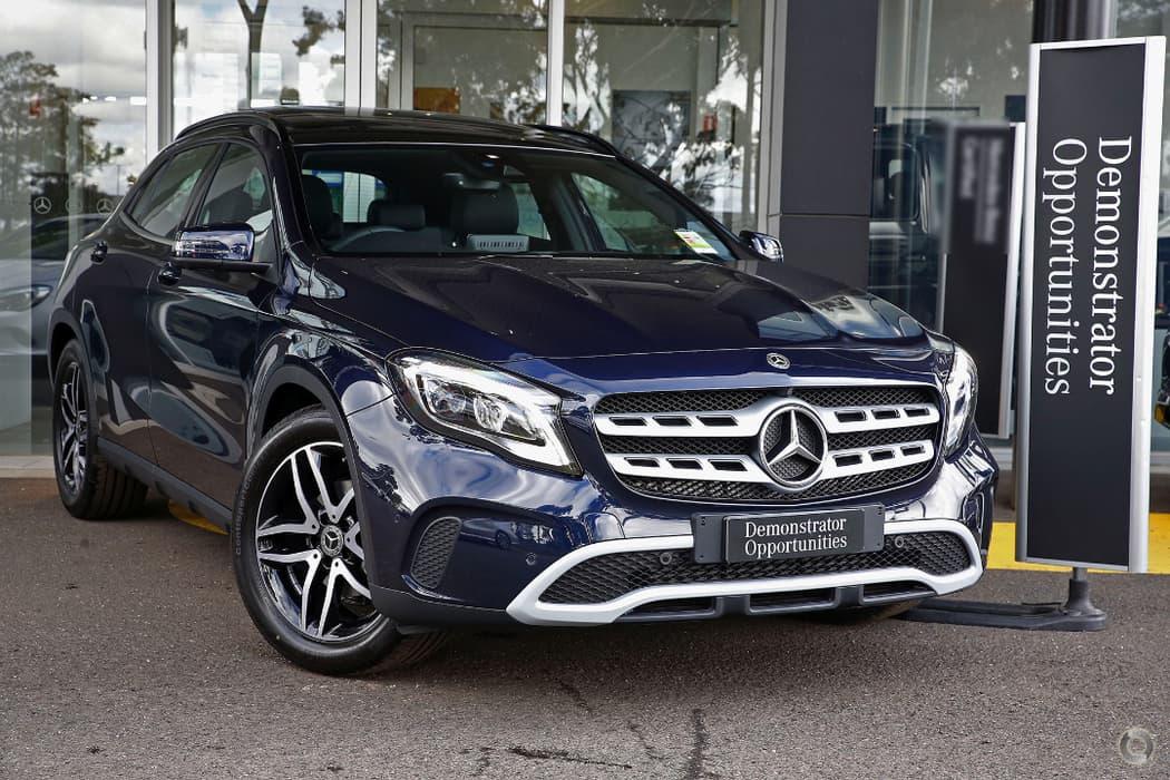 Mercedes-Benz GLA180 0 Tullamarine 14094