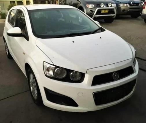 Holden Barina 0 Belmore 14641