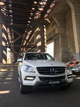 Mercedes ML250 0 Ryde 13512