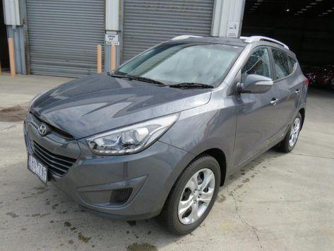 Hyundai ix35 0 Laverton-north 13828
