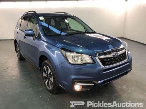 Subaru Forester 0 Geebung 14008