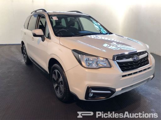 Subaru Forester 0 Sunshine 14106