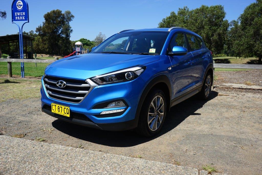 Hyundai Tucson 0 Geebung 14267