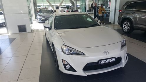 Toyota 86 0 Newcastle-west 13672