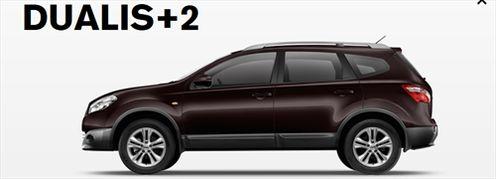 Nissan Dualis 0 Mount-waverley 13944