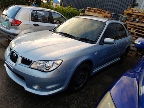 Subaru Impreza 0 Moorooka 13671