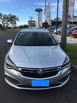 Holden Astra 0 Melbourne  13804