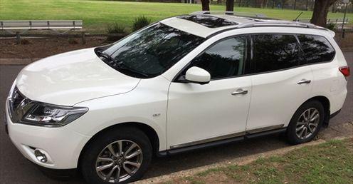 Nissan Pathfinder 0 Telopea  13918