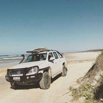 Volkswagen Amarok 0 Manly-west 13959