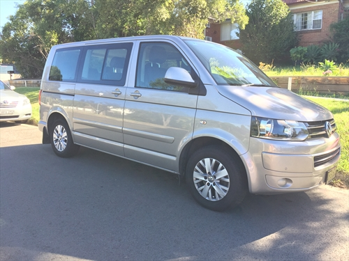 Volkswagen Multivan 0 West-ryde 14228