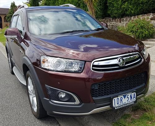 Holden Captiva 0 Endeavour-hills 14334