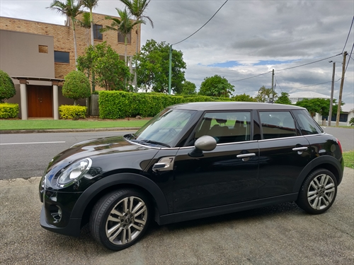 MINI Hatch 0 Aspley 14506