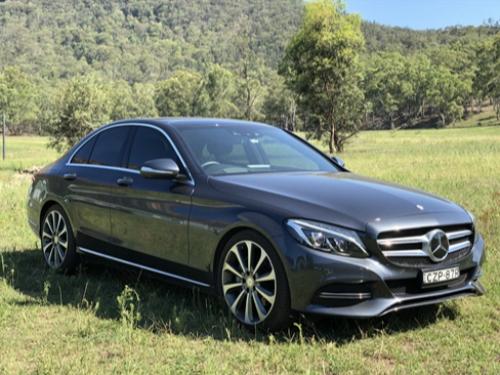 Mercedes Benz C250 0 Waterloo 14175