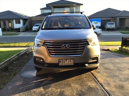 Hyundai iMax 0 Cranbourne-east 14500