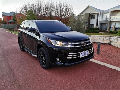 Toyota Kluger 0 Victoria-park 14557