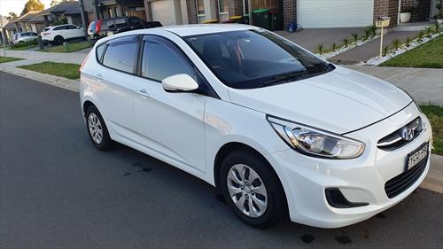 Hyundai Accent 0 Edmondson-park  15763
