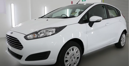 Ford Fiesta 0 Hornsby 16178