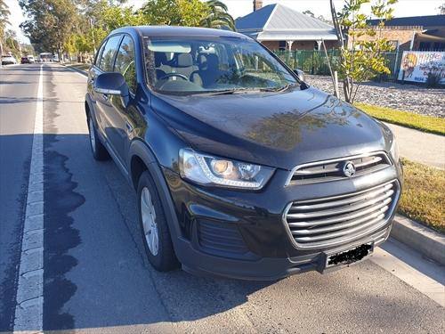 Holden Captiva 0 Waitara  16212